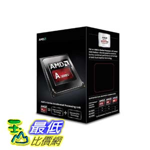 [103美國直購 ShopUSA] AMD 四核 Quad-Core A8-Series APU A8-6600K with Radeon HD 8570D (AD660KWOHLBOX $4556