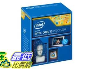 [103美國直購 ShopUSA] Intel 四核處理器 Core i5-4570 3.2GHz LGA 1150 84W Quad-Core Desktop Processor Intel $85..