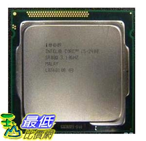 [103 玉山網 裸裝] Intel/英特爾 酷睿i5 2400 CPU 散片 1155 3.1GHz $7560
