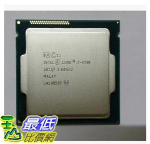 [103玉山網 裸裝二手] Intel/英特爾 I7-4790 3.6G 高端正式版 $18149