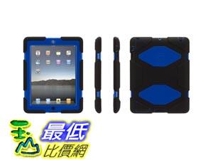 [103美國直購] Griffin Survivor Extreme-Duty Military Case for the iPad 4/3/2, Pink/Black (GB35379) 專用 軍規..