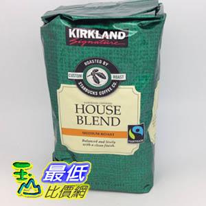 [104限時限量促銷] KIRKLAND 精選咖啡豆 907公克 C69790 $459