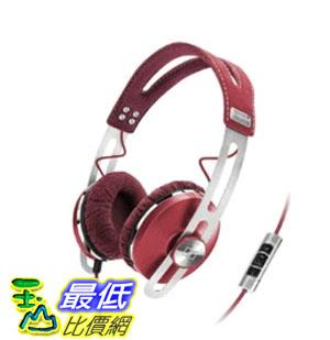 [104美國直購] Sennheiser Momentum On-Ear Headphone - Red