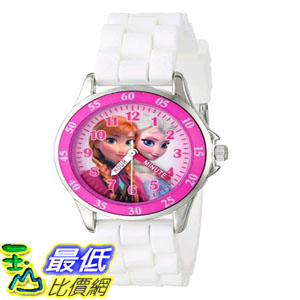 [103美國直購] 手錶 Disney Kids FZN3550 Frozen Anna and Elsa Watch $745
