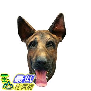 [103美國直購] 德國牧羊犬俱樂部的臉面具 Off the Wall Toys Kennel Club - German Shepherd Face Mask $1347