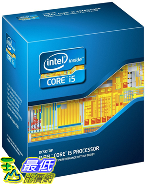 [美國直購 ] Intel 四核處理器 Core-i5 3350P Quad-Core Processor 3.1 Ghz 6 MB Cache LGA 1155 - BX80637i53350P$7..