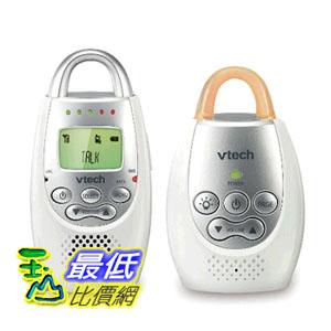 [104美國直購] (嬰兒叫醒器,監控器) VTech DM221 Safe & Sound Digital Audio Baby Monitor
