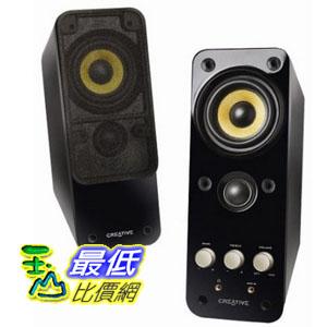 [美國直購] 多媒體音箱 Creative GigaWorks T20 Series II 2.0 Multimedia Speaker System with BasXPort Technology..