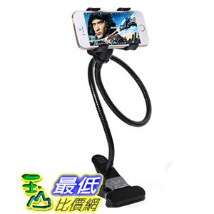 [103 玉山最低比價網] 雙嘴夾 長頸夾式手機支架 萬向床頭固定架 懶人支架 對講機 行車記錄器 相機 攝影機 固定架/托架/導航架( KA25) $166