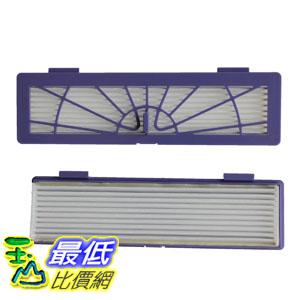 [現貨供應] Neato 相容型 濾網 BotVac Series High-Performance Filter 2-Pack 70e 75 80 85