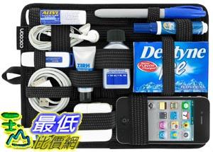 [103 美國直購 ] Cocoon GRID-IT! Organizer Case, Black 彈性收納系列 CPG7BK (B5尺寸) 黑色款 $698