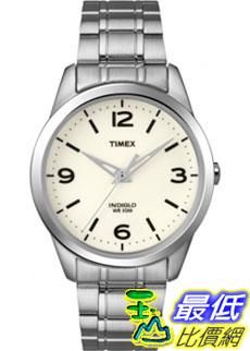 [美國直購 ShopUSA] Timex 中性男女通用錶 Weekender T2N646 Silver Stainless-Steel Quartz Watch #1681884694