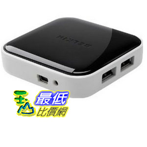 [美國直購] Belkin F4U020tt Powered Desktop USB Hub (4-Port) 集線器 TC3 $1080
