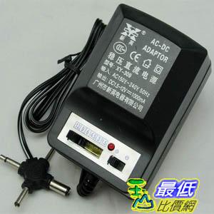 [103 玉山網] 新英可調式安規認證變壓器 ?入AC220V-AC240V 1A直流電源變壓器穩壓器 1.5v3v4.5v6v9v12v可調XY-309 ( L400) $248
