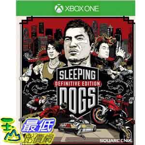(現金價) XBOXONE 睡犬 香港秘密警察 決定版 英文 亞版