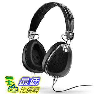 [104 美國直購] Skullcandy Aviator Headphones with Mic3 (Black) S6AVFM-156