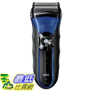 [104美國直購] Braun 德國百靈 Series 3 340s-4 Wet & Dry Electric Shaver 電動刮鬍刀